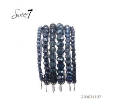 Armbanden Blauw