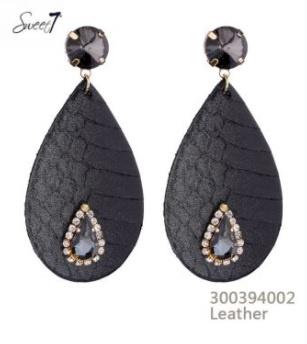 Black Leather Diamond