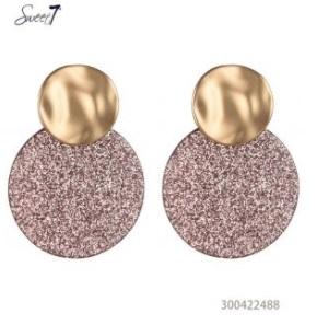 Glitter Champagne Goud Bol