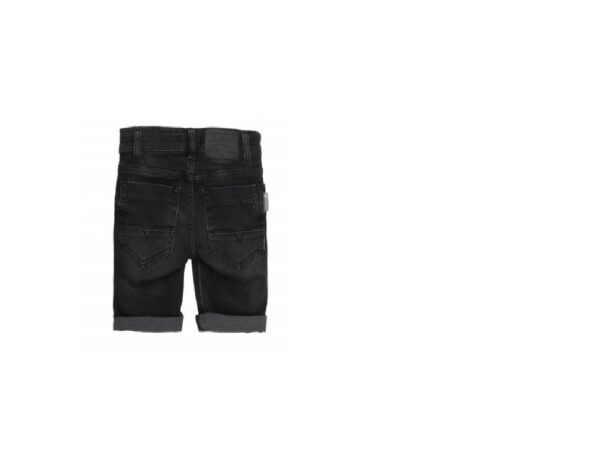 Short Sjeans Zwart Back