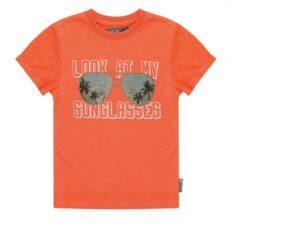 T Shirt Zomer Oranje